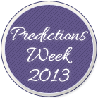Prediction Week 2013